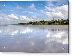 Acrylic Print featuring the photograph Tropical Bliss by Kandy Hurley