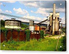 Acrylic Print featuring the photograph Tropical Distillery by Jon Emery