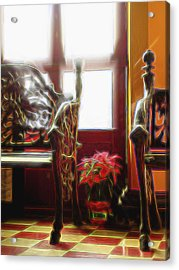 Tropical Drawing Room 1 Acrylic Print