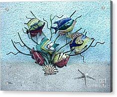 Tropical Fish 3 Acrylic Print
