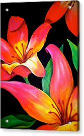 Tropical Punch Acrylic Print
