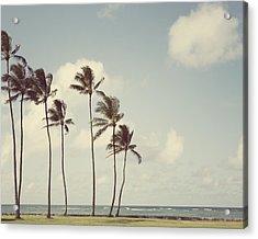 Tropicalia Acrylic Print by Irene Suchocki