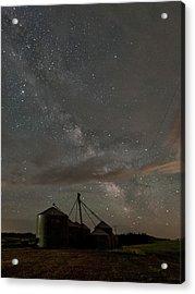 Troy Milky Way Acrylic Print