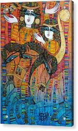 Troyka Acrylic Print
