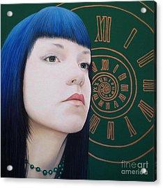 True Beauty - Dana Mccool Acrylic Print