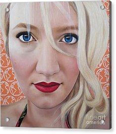 True Beauty - Katrina Schaman Acrylic Print