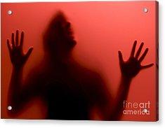True Blood Acrylic Print by Diane Diederich