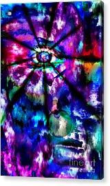 True Colors Acrylic Print by Tlynn Brentnall