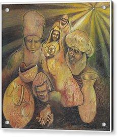 'true Reverence' Acrylic Print