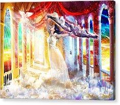 True Worshiper  Acrylic Print