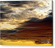 Truth Acrylic Print by Q's House of Art ArtandFinePhotography