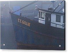 T. T.  Gillie Acrylic Print