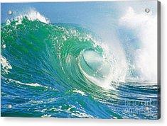 Tubing Wave Acrylic Print