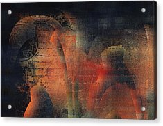 Tubulence - S03ac01 Acrylic Print by Variance Collections