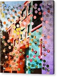 Tucsoncenter Ss1 Acrylic Print by Irmari Nacht