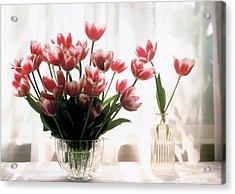 Tulip Acrylic Print by Jeanette Korab