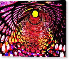Tumbler Acrylic Print
