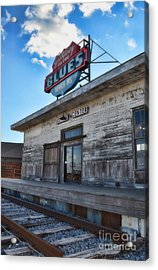 Tunica Gateway To The Blues Acrylic Print
