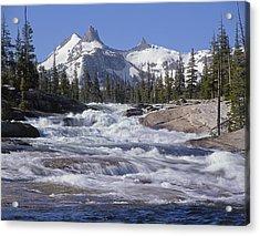 6m6539-tuolumne River  Acrylic Print