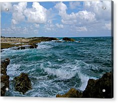 Acrylic Print featuring the photograph Turbulence by Paul Foutz