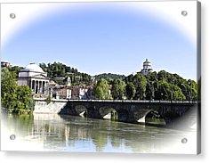 Turin - Italy Acrylic Print by Roberto Galli della Loggia