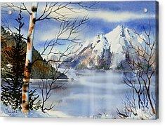 Turnagain View Acrylic Print
