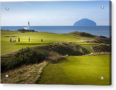 Turnberry Golf Course Prints Acrylic Print