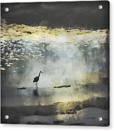 Turning Of The Tide Acrylic Print