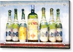 Turning Water Into Wine Acrylic Print by Steve Taylor