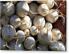 Turnips  Acrylic Print