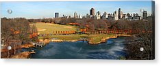 Acrylic Print featuring the photograph Turtle Pond by Yue Wang