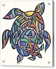 Turtles 2009 Acrylic Print