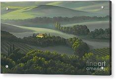 Tuscan Daybreak Acrylic Print