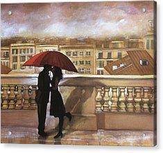 Tuscan Love Acrylic Print