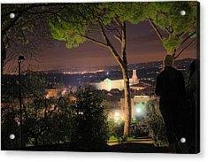 Tuscan View Acrylic Print