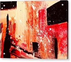 Tuscany Night Acrylic Print