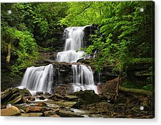 Tuscarora Falls Acrylic Print