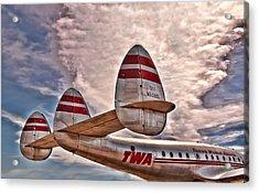 TWA Acrylic Print