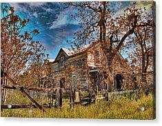 Twainhart House Acrylic Print