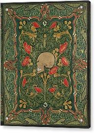 Twentieth Century English Binding By Stan Acrylic Print by British Library