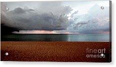 Twilight Chase Acrylic Print