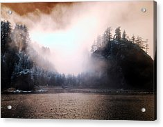 Twilight Moments Acrylic Print