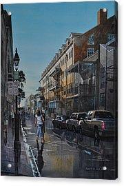 Twilight On Royal Acrylic Print