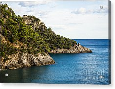 Twin Points Of Italy Acrylic Print