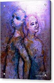 Twin Souls 1 Acrylic Print