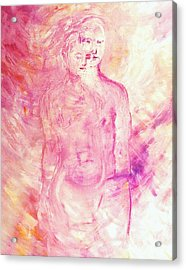 Twin Souls Acrylic Print