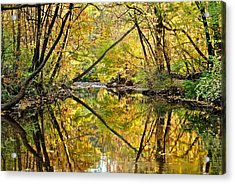 Twins Acrylic Print by Frozen in Time Fine Art Photography