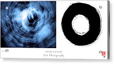 Two Circles Acrylic Print