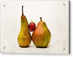 Two Lives One Heart Acrylic Print by Alexander Senin