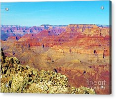 Two One Hundred Eighty Seven Acrylic Print by Debbie L Foreman